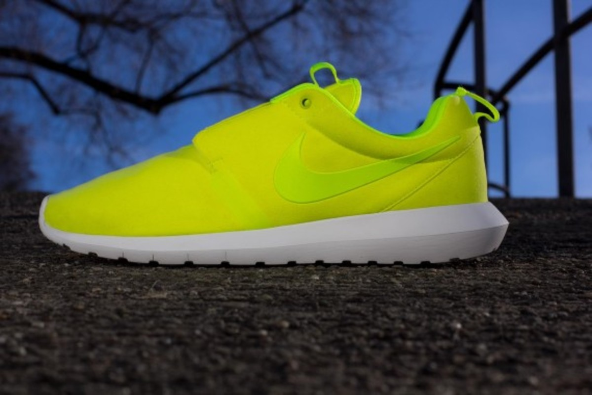 hot sale online 9056b 569c4 Nike Roshe Run Natural Motion - March 2014 Releases - 4