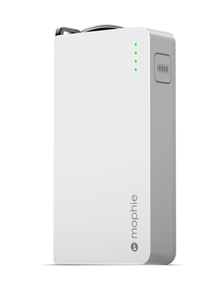 Mophie - Power Reserve with Integrated Lightning Connector - 6