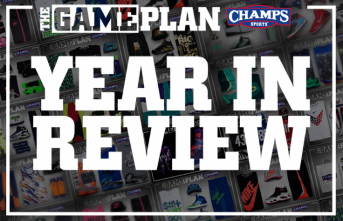 The Game Plan by Champs Sports - Year in Review - 0