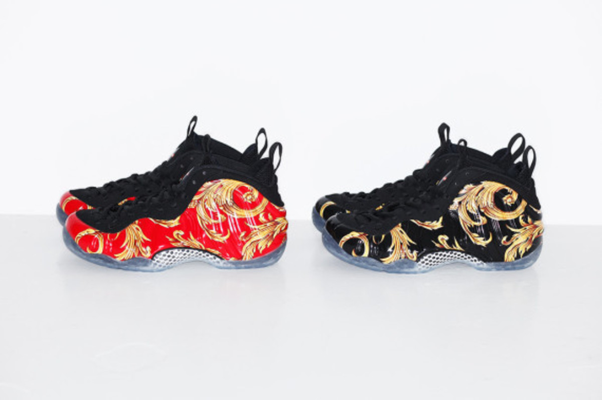 Supreme x Nike Air Foamposite 1 Collection | Available Now - 3