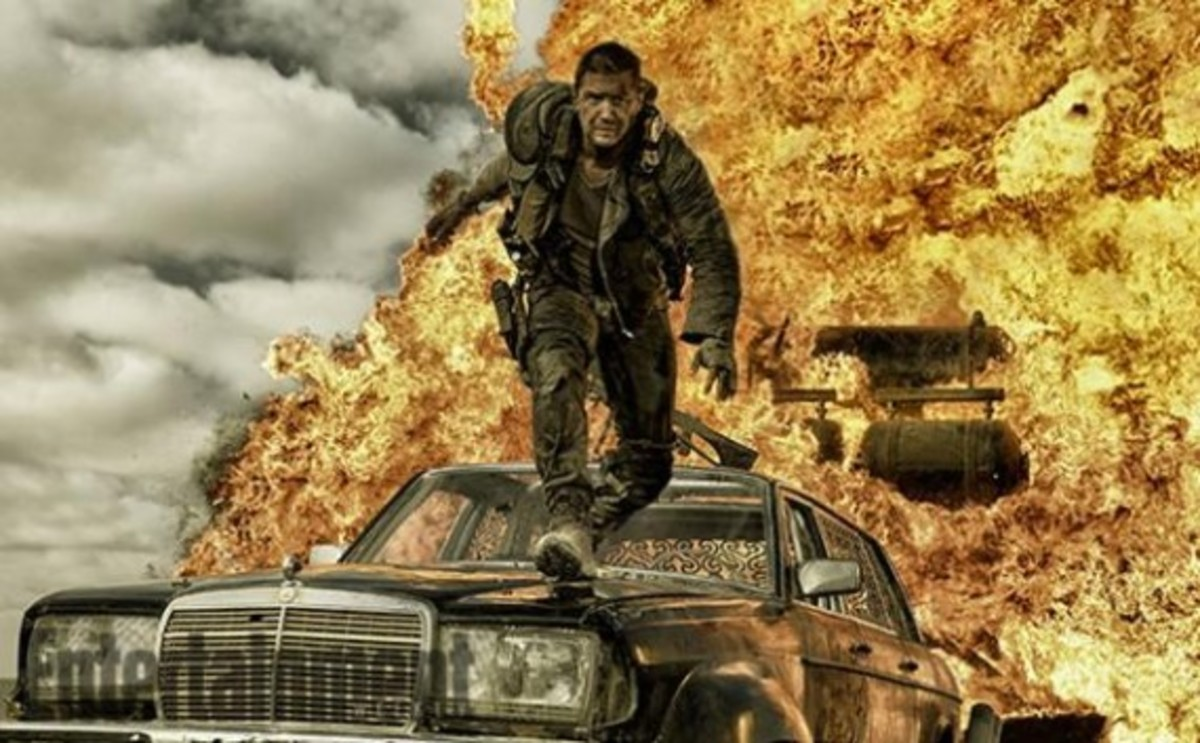 Mad Max: Fury Road - First Look - 0