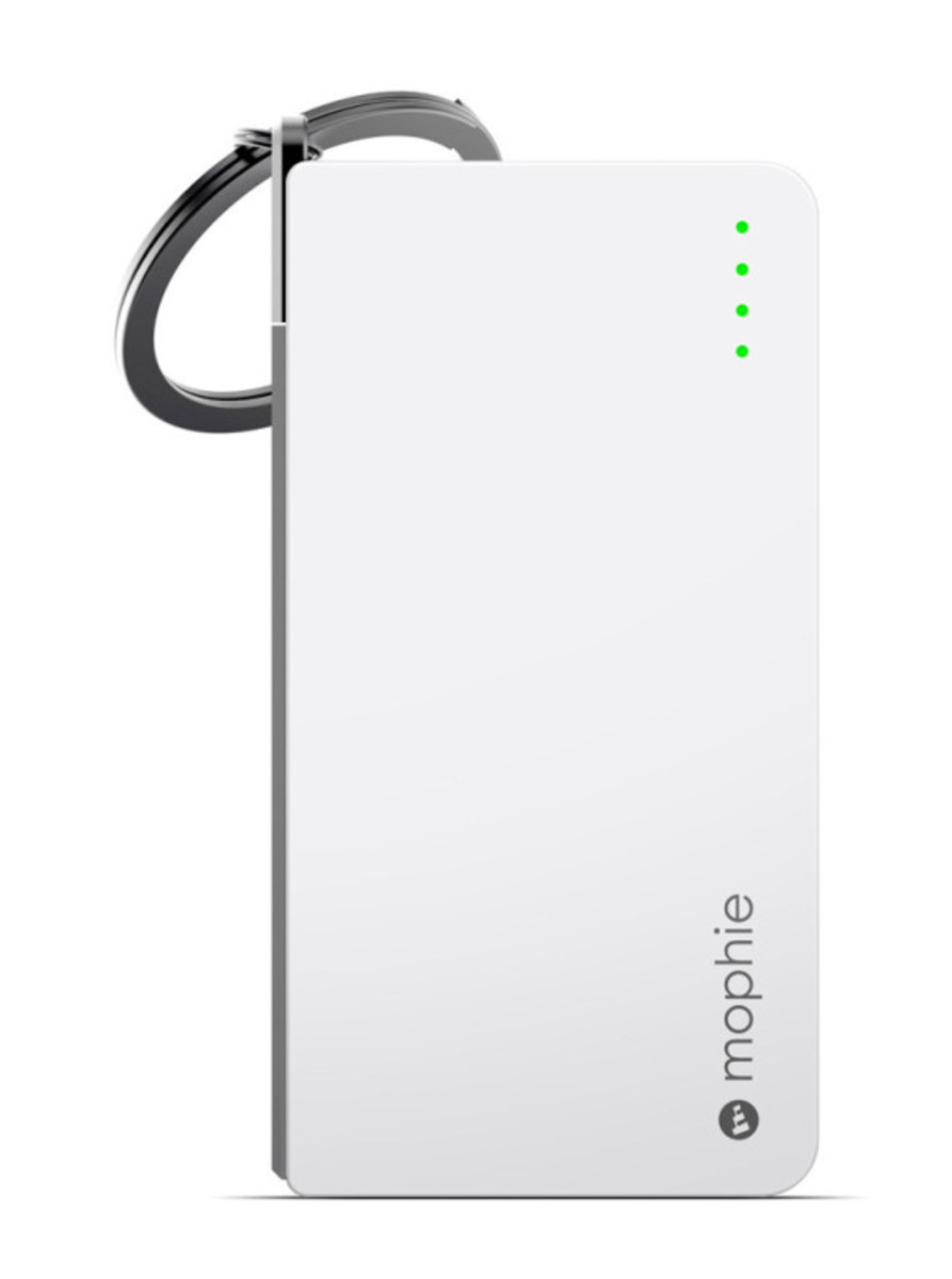 Mophie - Power Reserve with Integrated Lightning Connector - 12