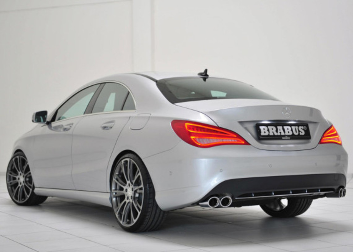 2014 Mercedes-Benz CLA250 Tuned | By BRABUS - 12