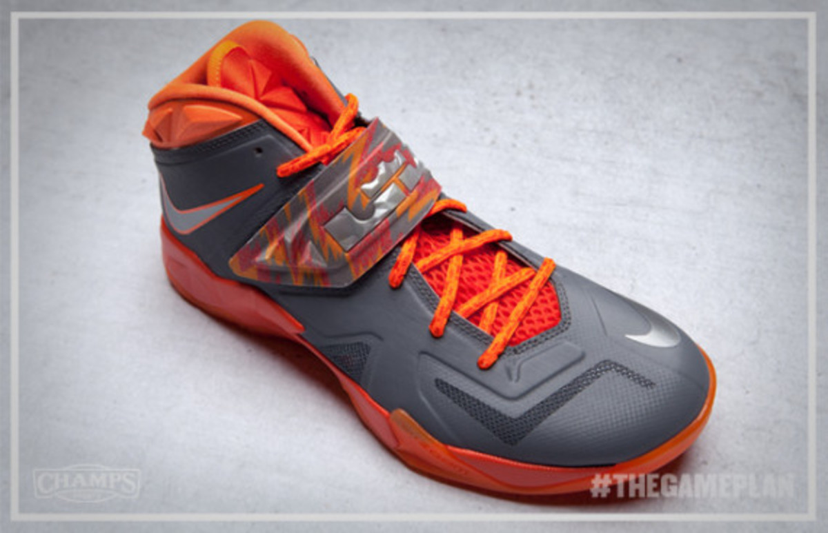 The Game Plan by Champs Sports - Nike LeBron Solider 7 Collection - 3
