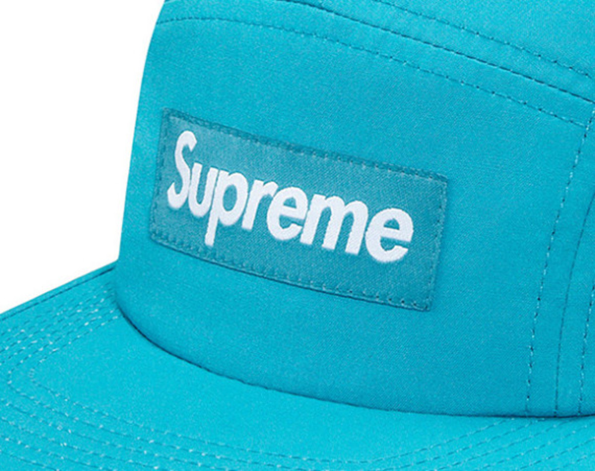 Supreme - Side Zip Camp Caps | Available Now - 10