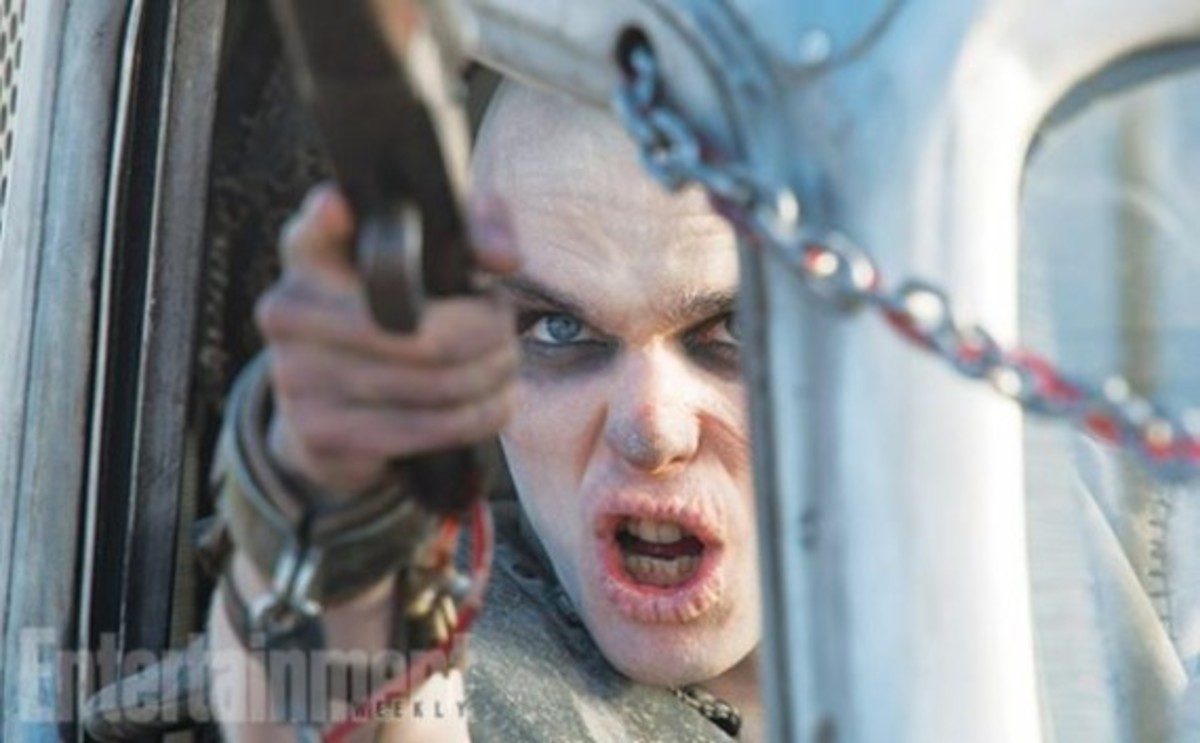 Mad Max: Fury Road - First Look - 8