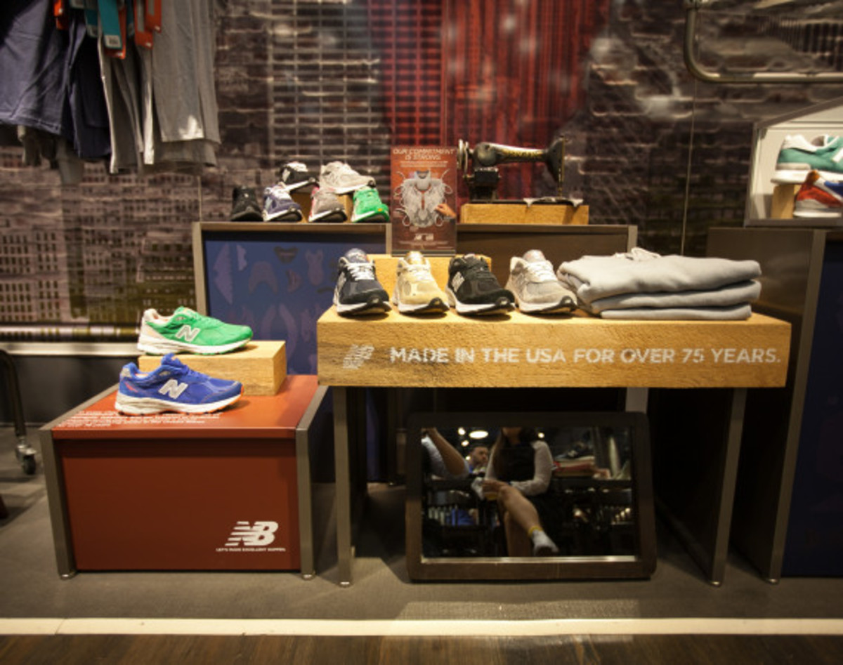 "New Balance Made In USA ""Authors"" Collection - Preview Event with Theophilus London - 14"