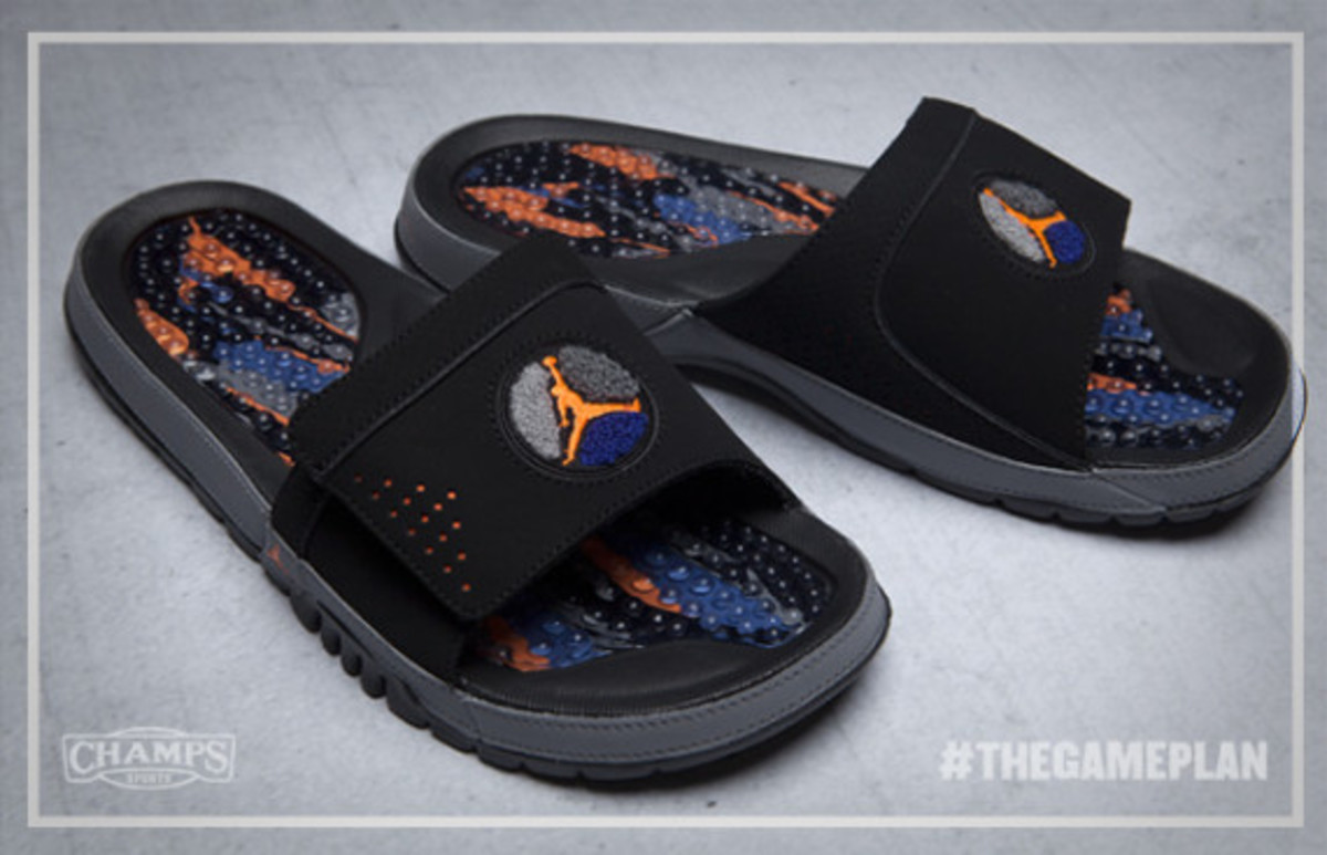 The Game Plan by Champs Sports – Jordan Suns/Knicks Collection - 3