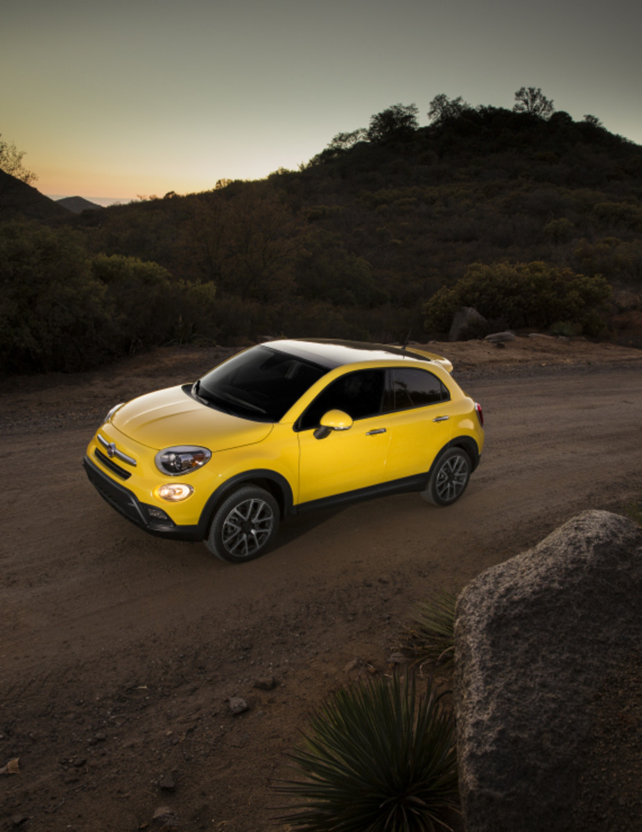 Introducing the FIAT 500X - 3