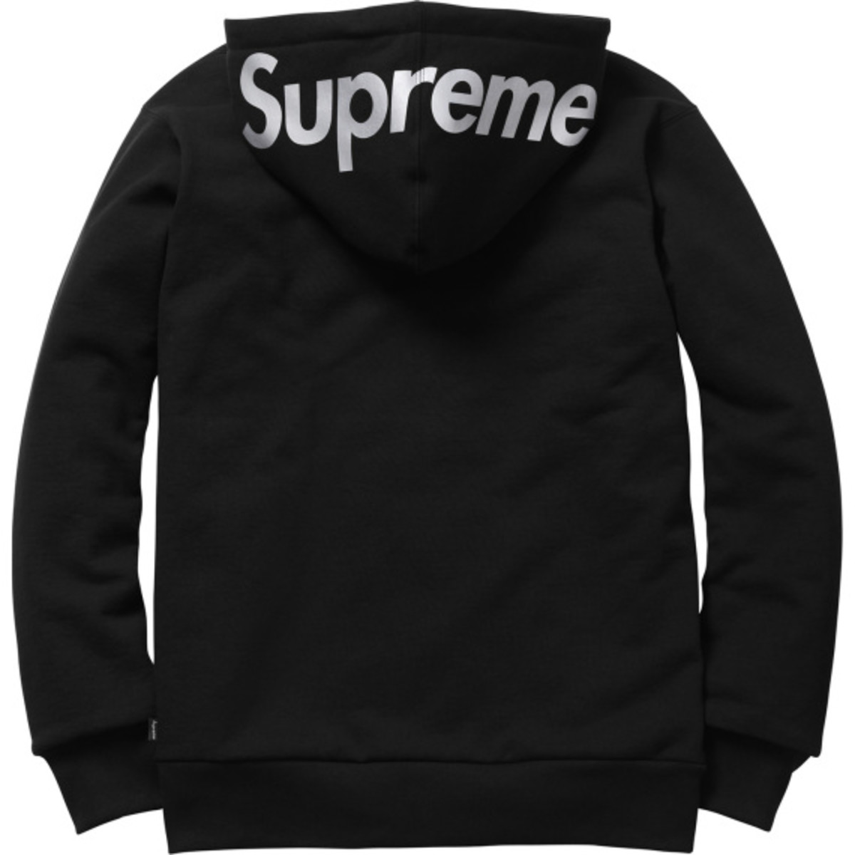 Supreme 3M Reflective Logo Thermal Zip-Up Hoodies | Available Now - 13