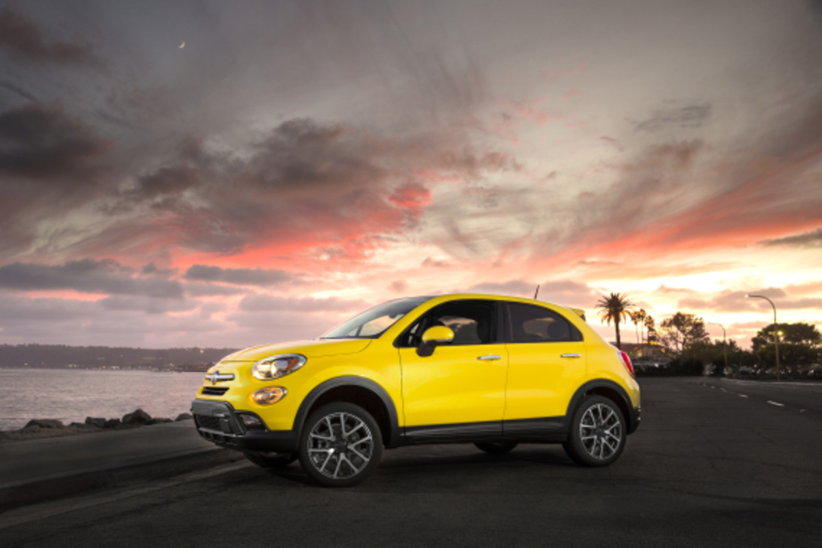 Introducing the FIAT 500X - 1