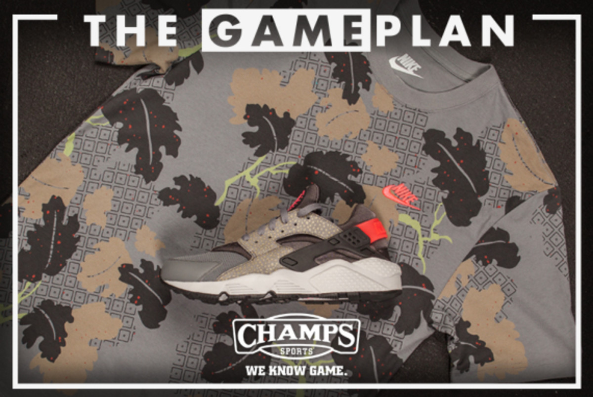 The Game Plan by Champs Sports - Nike Sportswear Bamboo Pack - 3