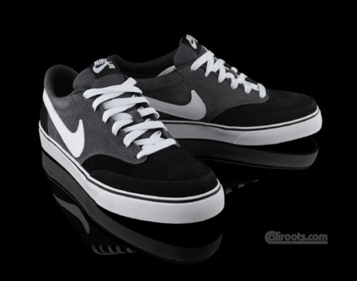 93b786487d69 Nike SB Zoom Air Harbor - Black Grey - Freshness Mag