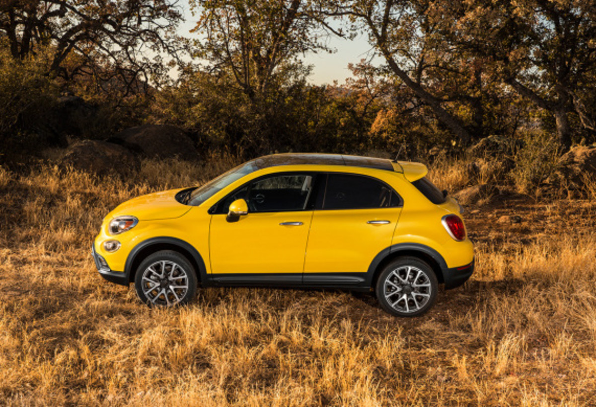 Introducing the FIAT 500X - 9