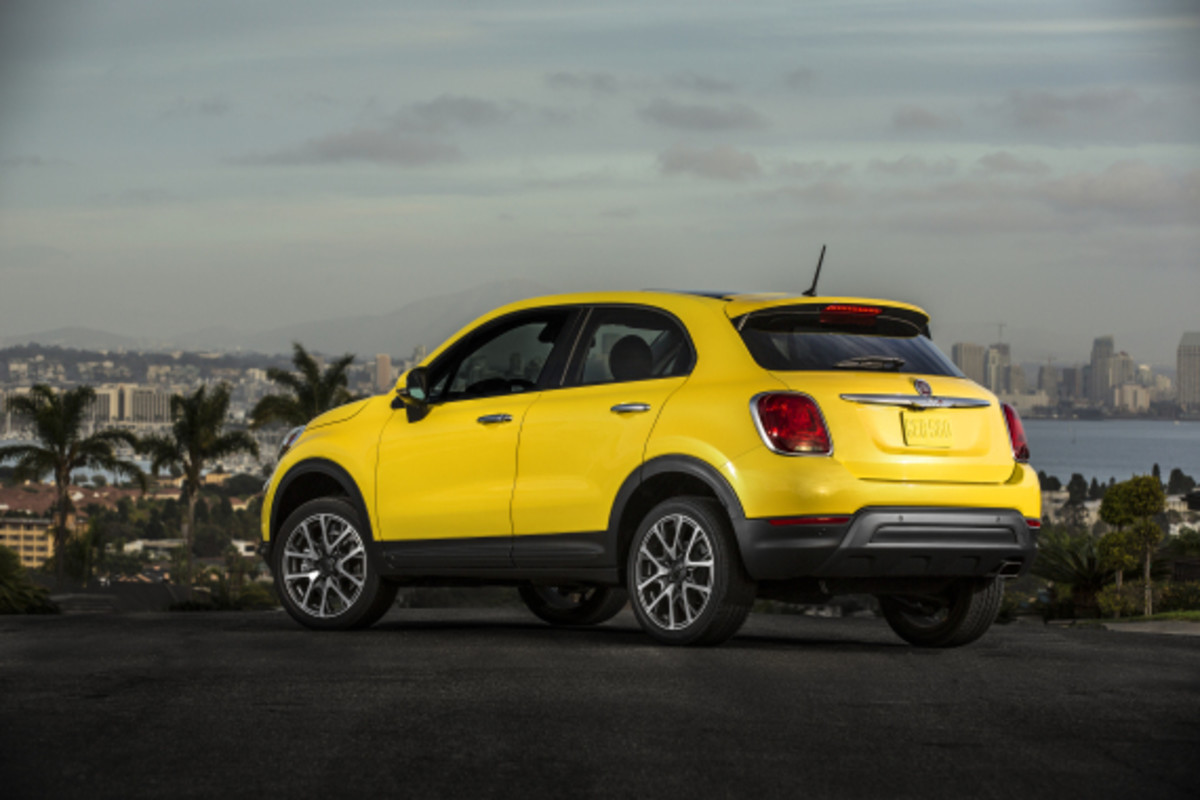Introducing the FIAT 500X - 7