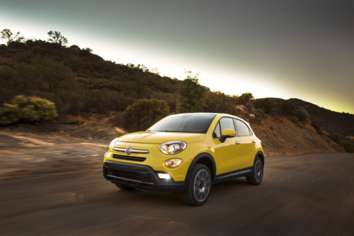 Introducing the FIAT 500X - 23