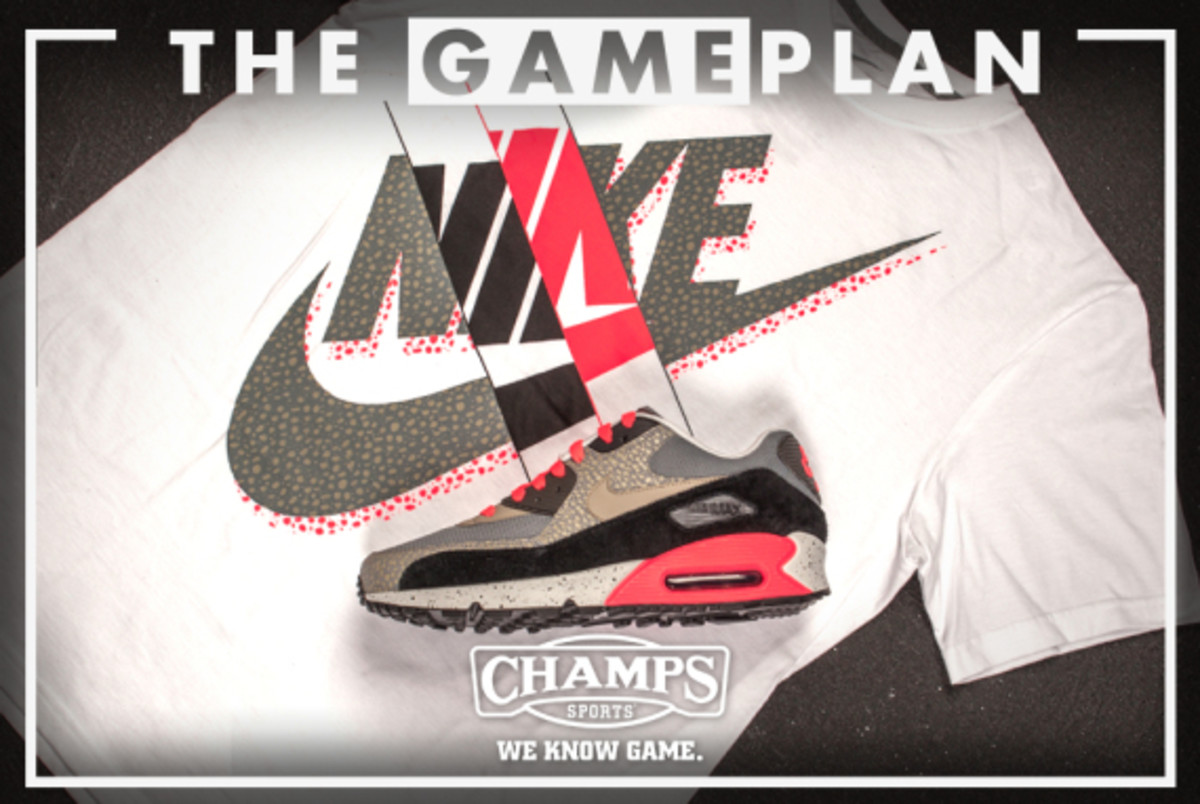 The Game Plan by Champs Sports - Nike Sportswear Bamboo Pack - 2