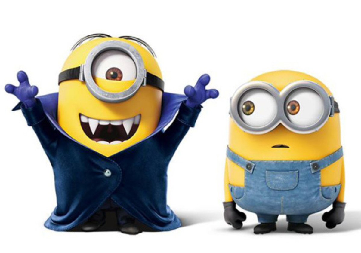 "Minions: ""Despicable Me"" Spinoff Movie - Official Trailer 