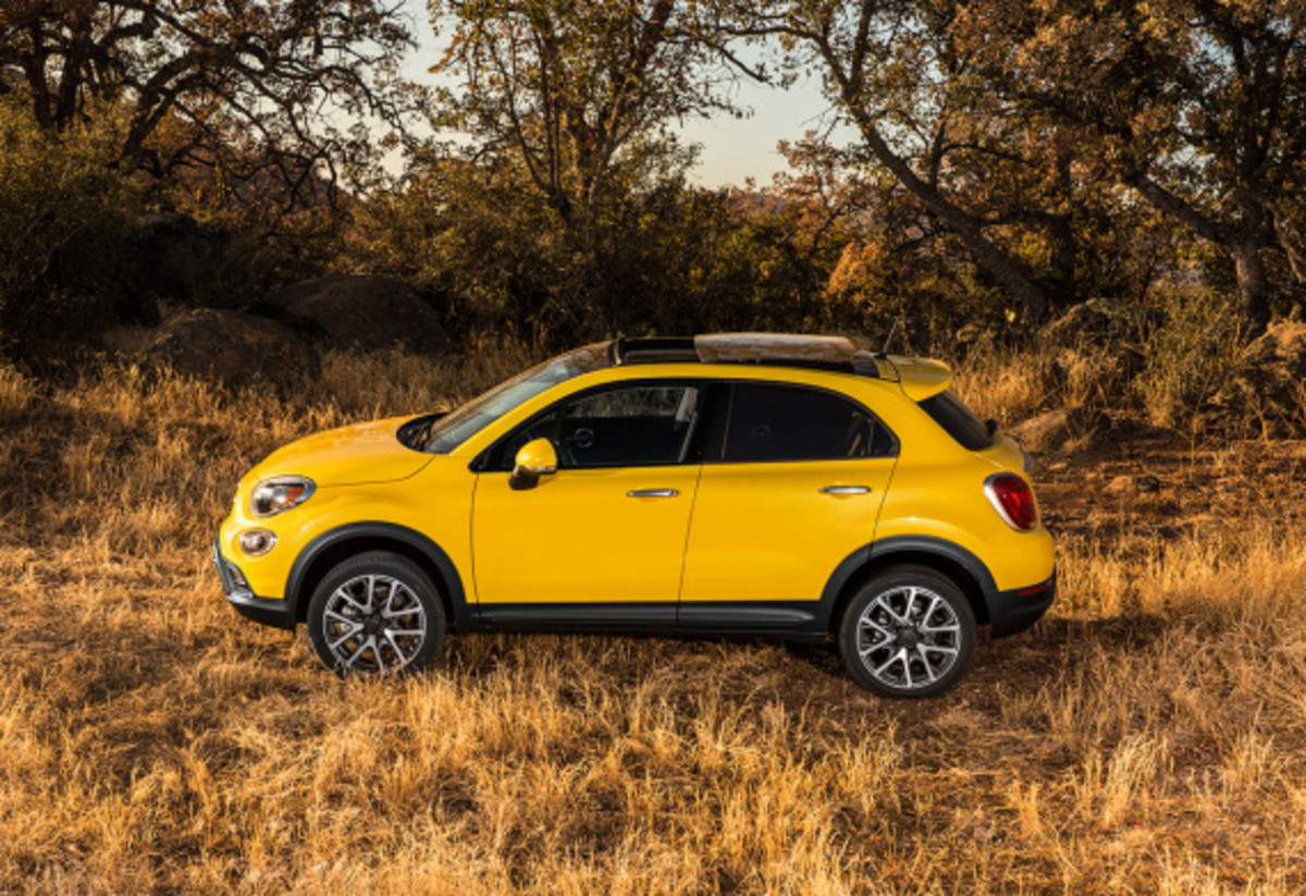 Introducing the FIAT 500X - 10