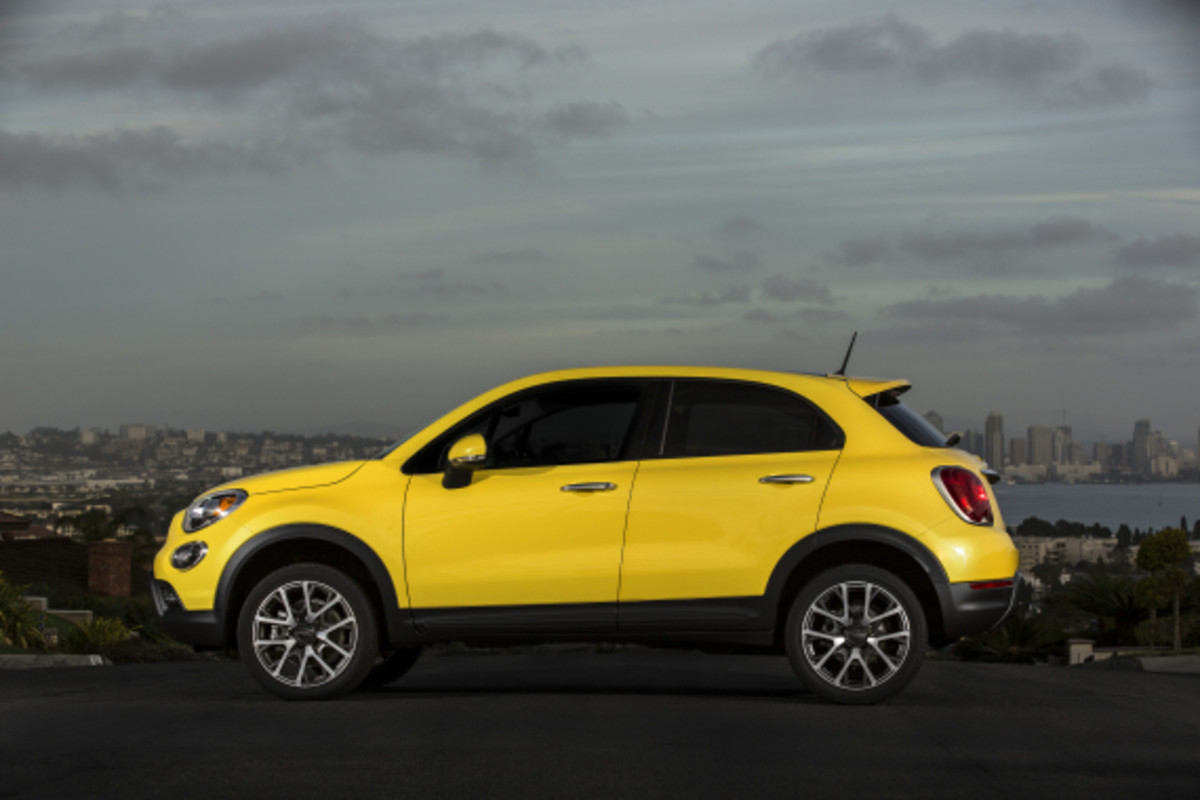 Introducing the FIAT 500X - 5
