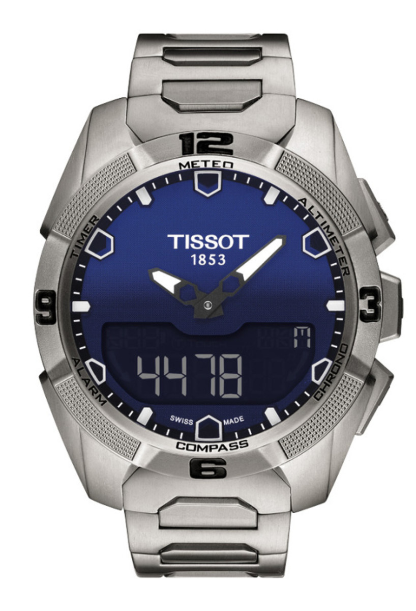 TISSOT T-Touch Expert Solar Watch - 4
