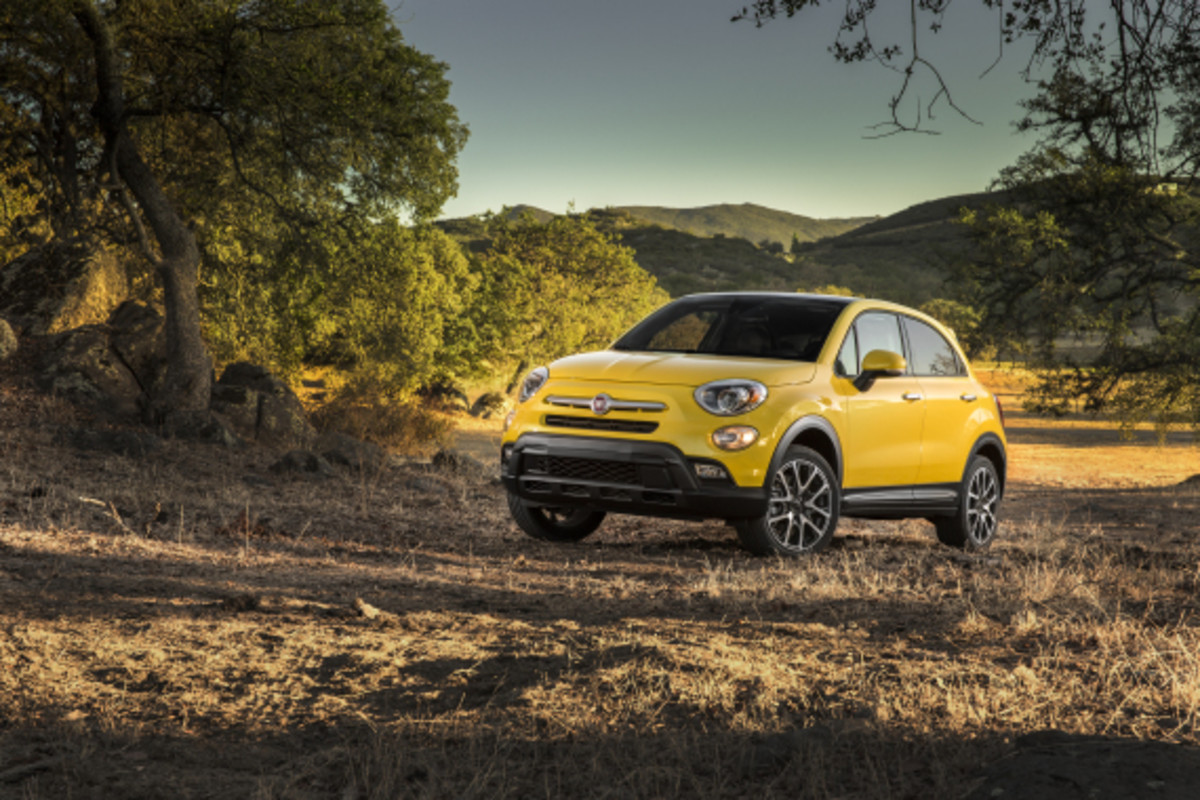 Introducing the FIAT 500X - 8