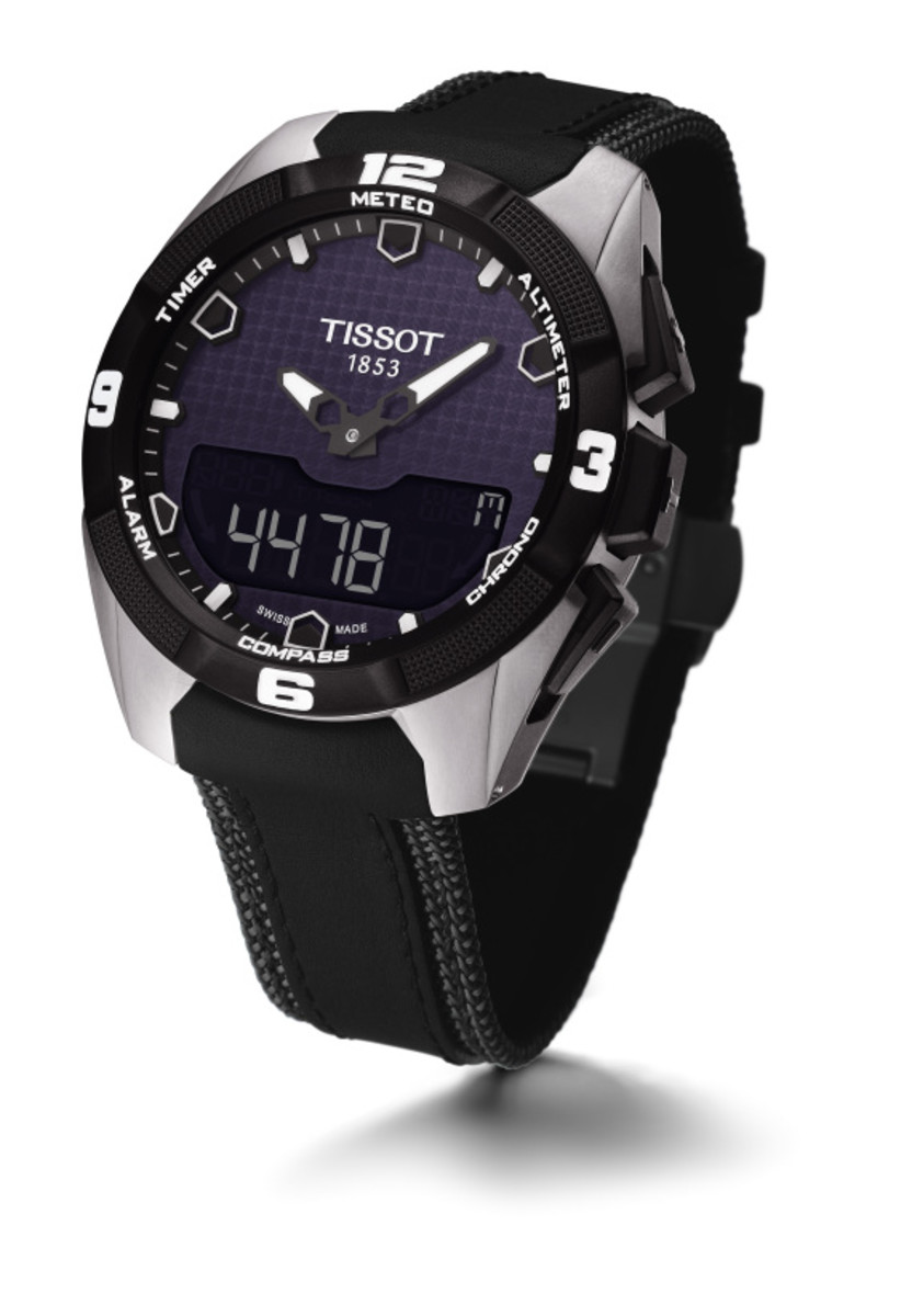 TISSOT T-Touch Expert Solar Watch - 3