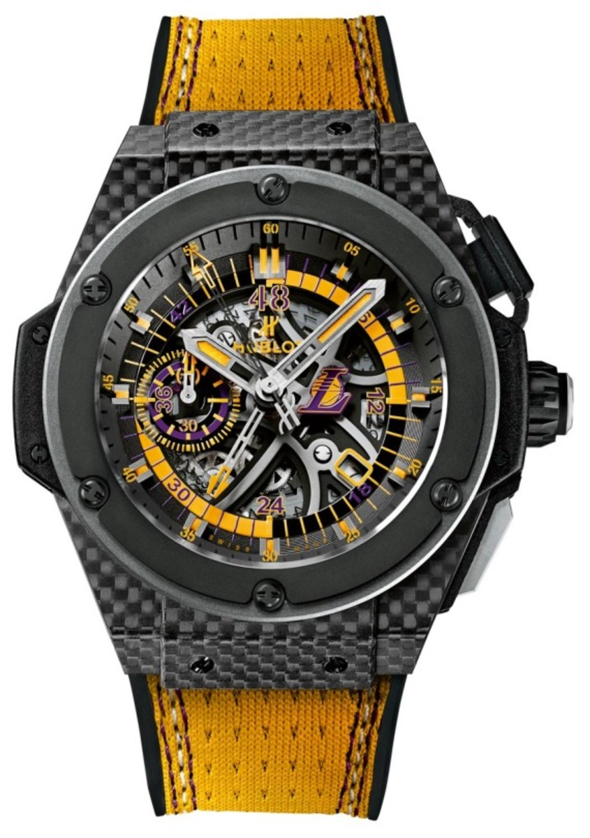 Los Angeles Lakers x HUBLOT King Power Watch - 3