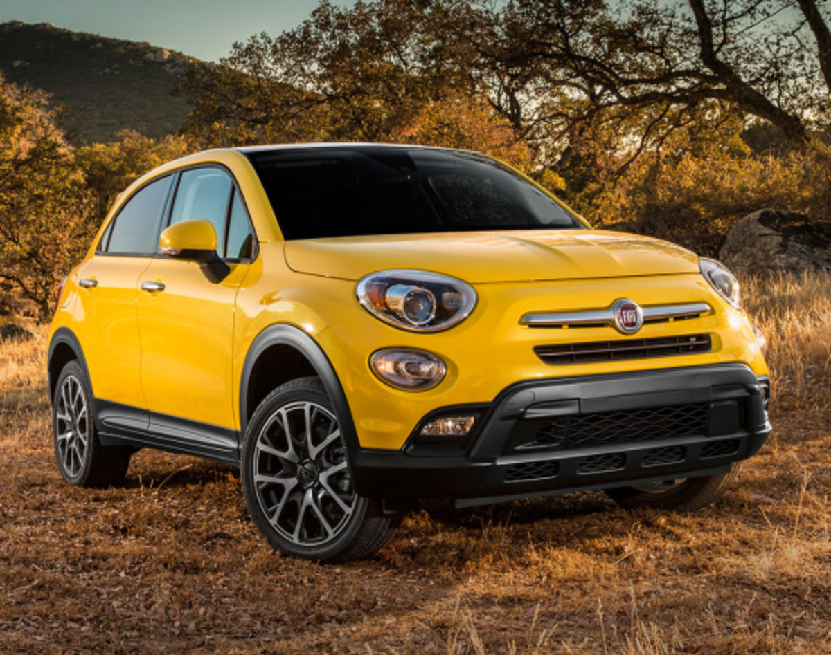 Introducing the FIAT 500X - 0