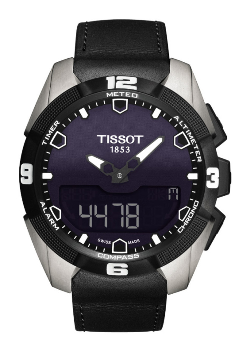 TISSOT T-Touch Expert Solar Watch - 6