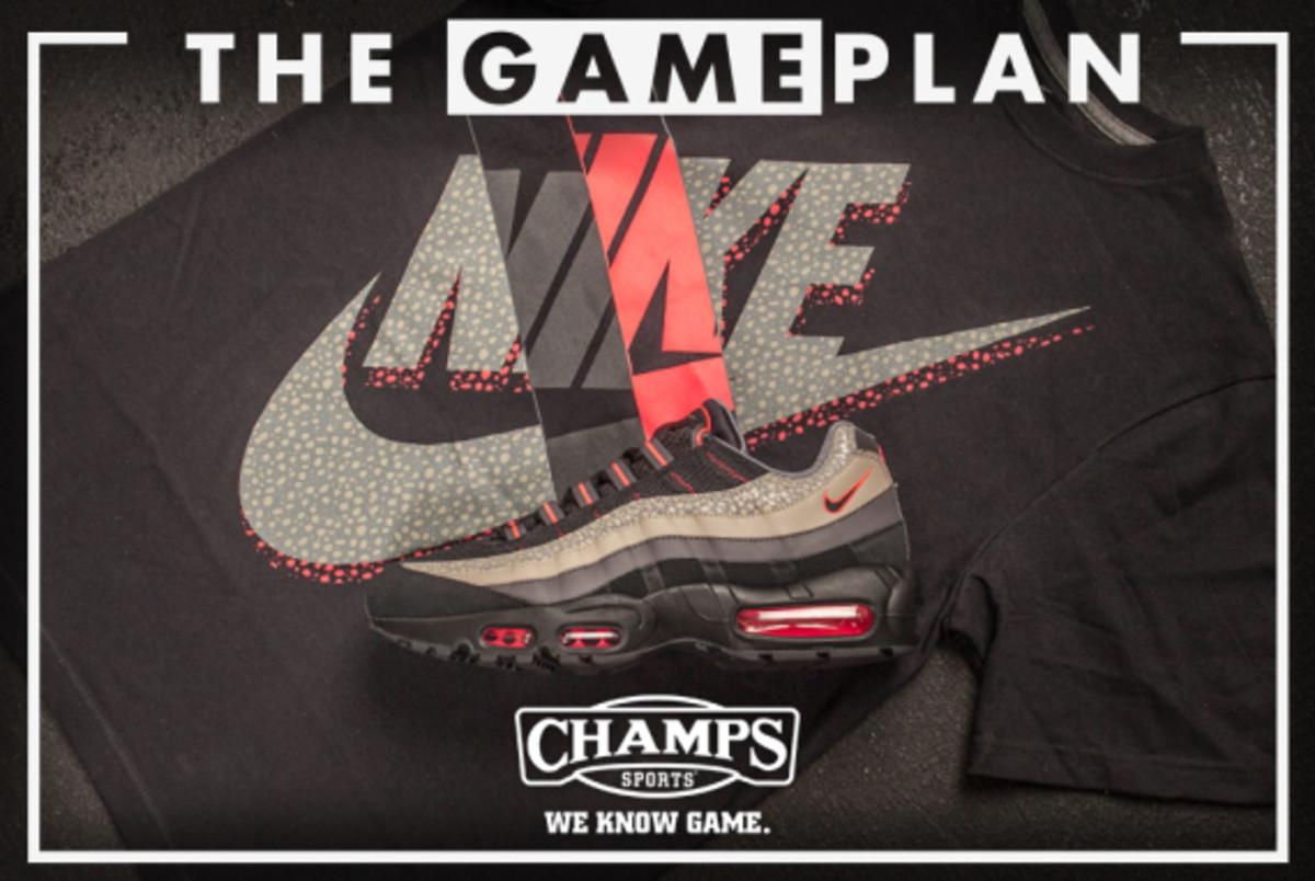 The Game Plan by Champs Sports - Nike Sportswear Bamboo Pack - 1