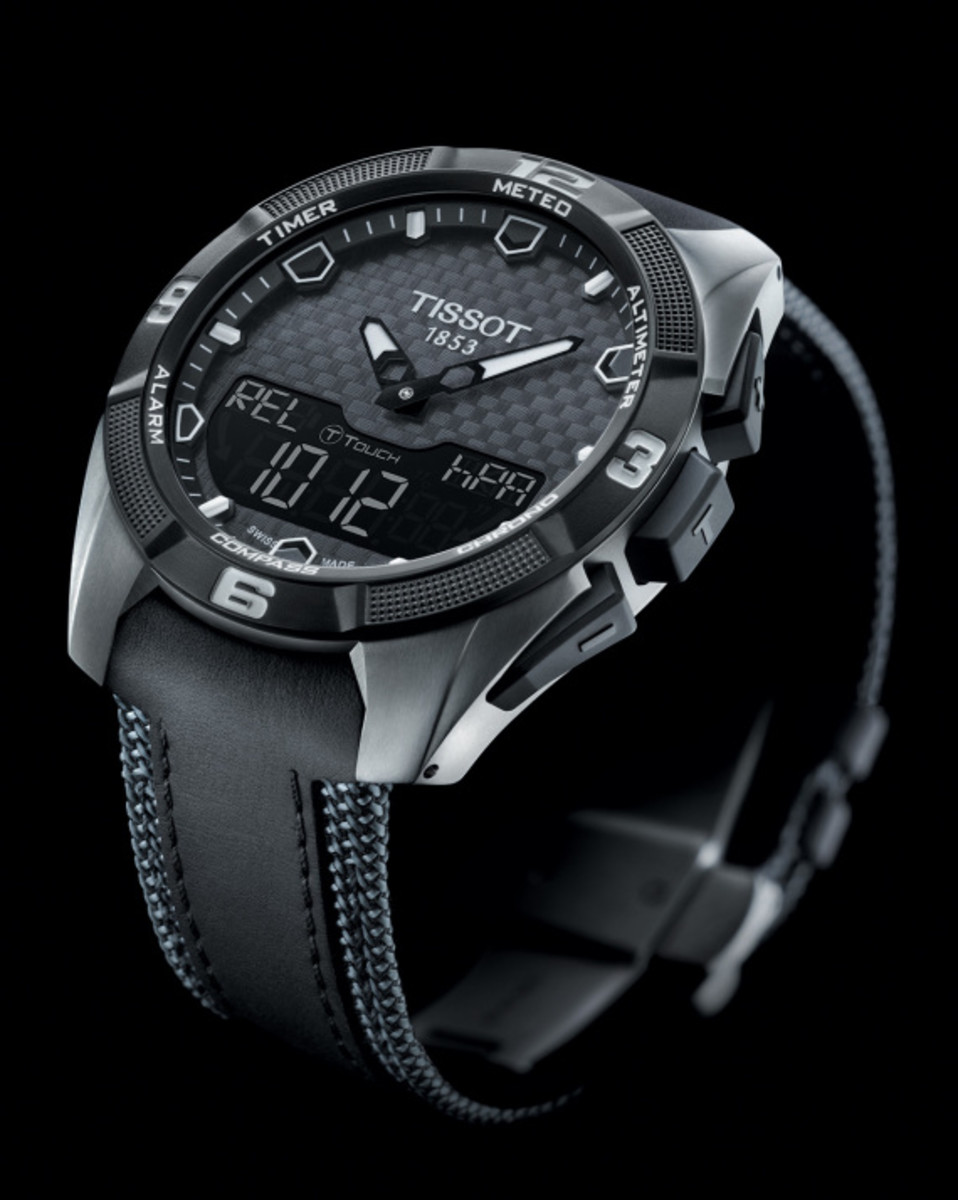 TISSOT T-Touch Expert Solar Watch - 1