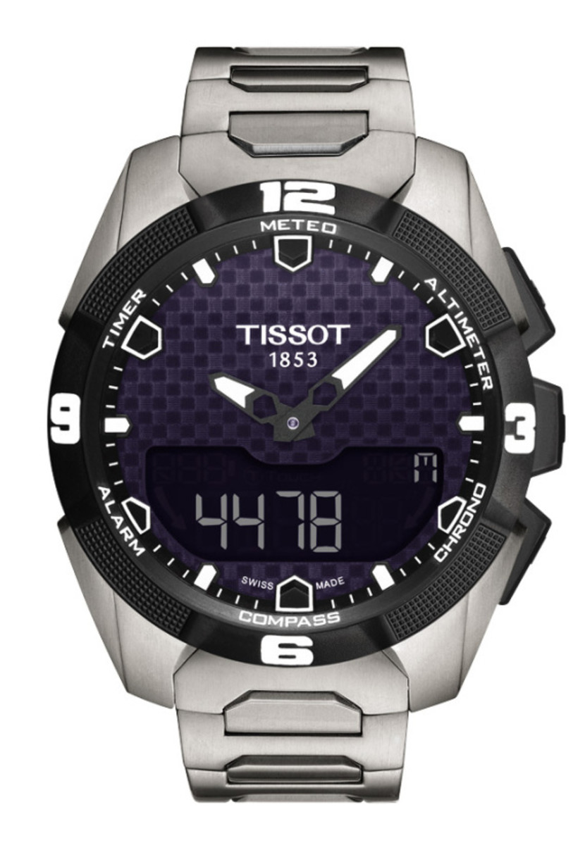 TISSOT T-Touch Expert Solar Watch - 5