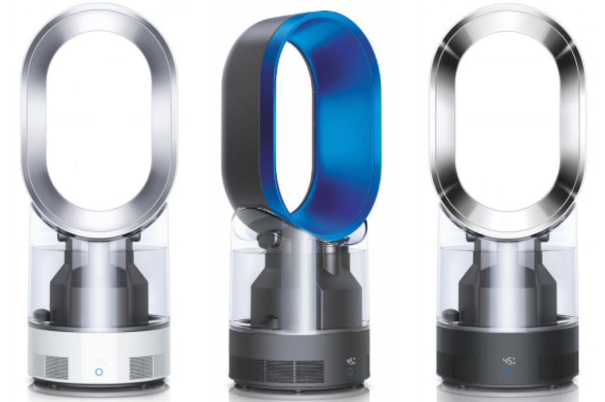 Dyson AM10 Humidifier - Kills 99.9% Of Germs with Ultraviolet Light - 0