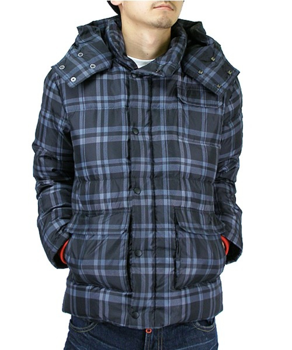 plaid-in-full-jacket-black