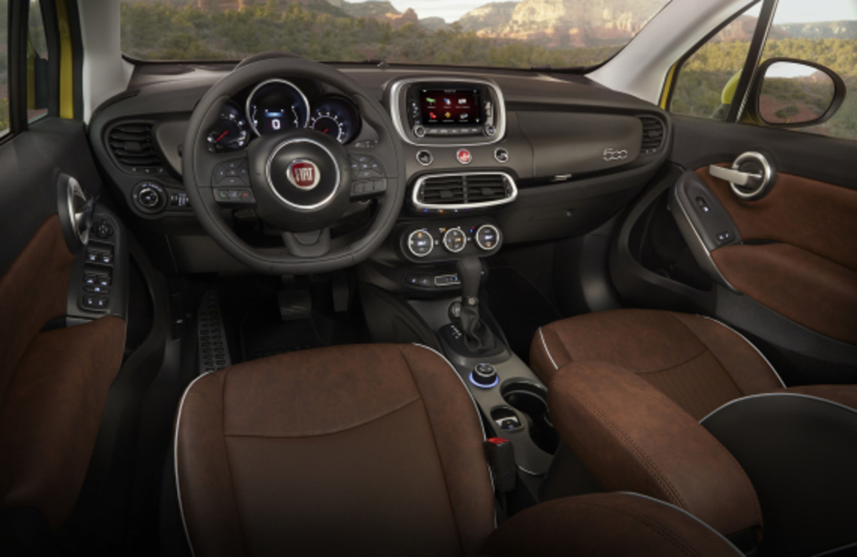 Introducing the FIAT 500X - 15