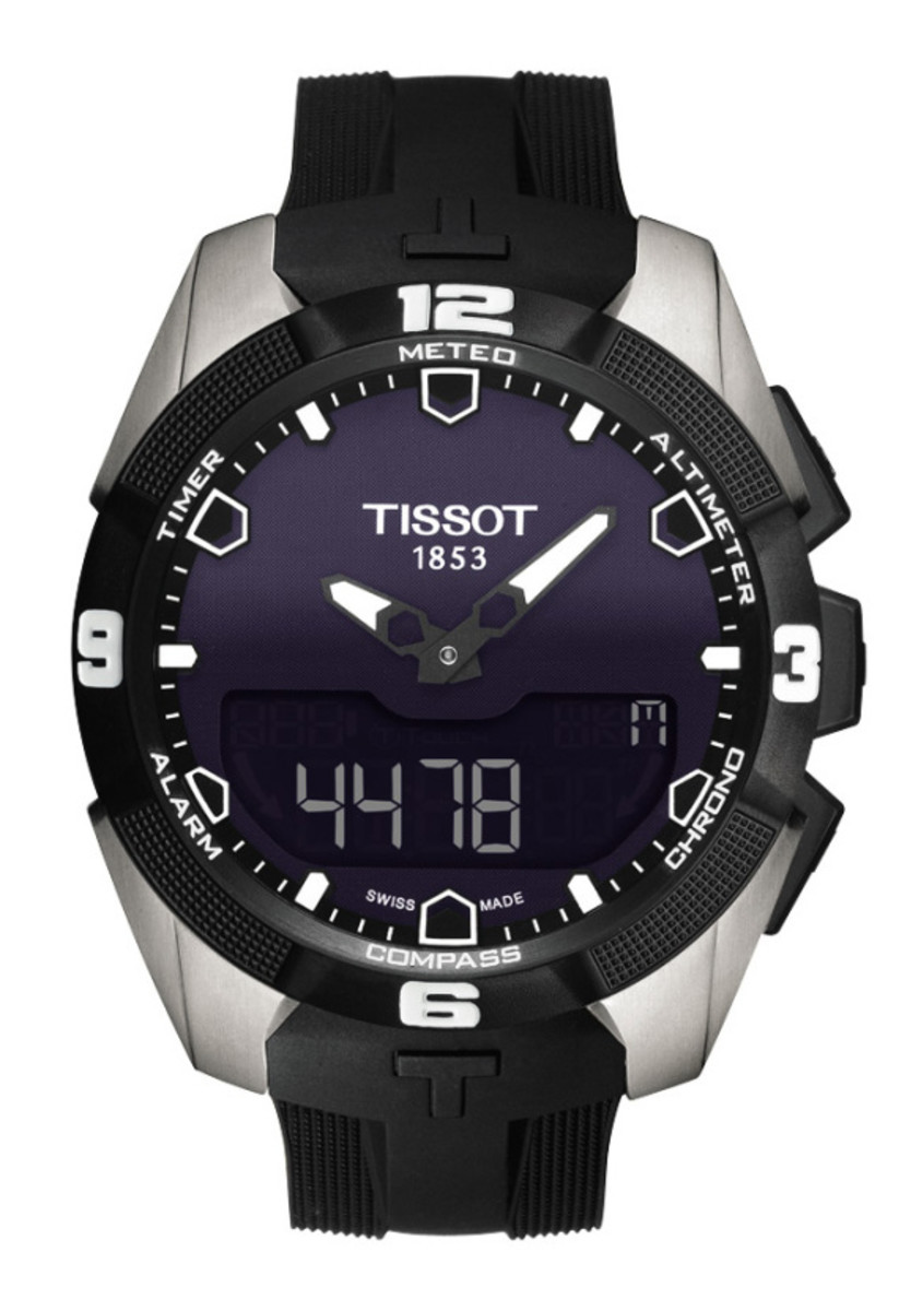 TISSOT T-Touch Expert Solar Watch - 8