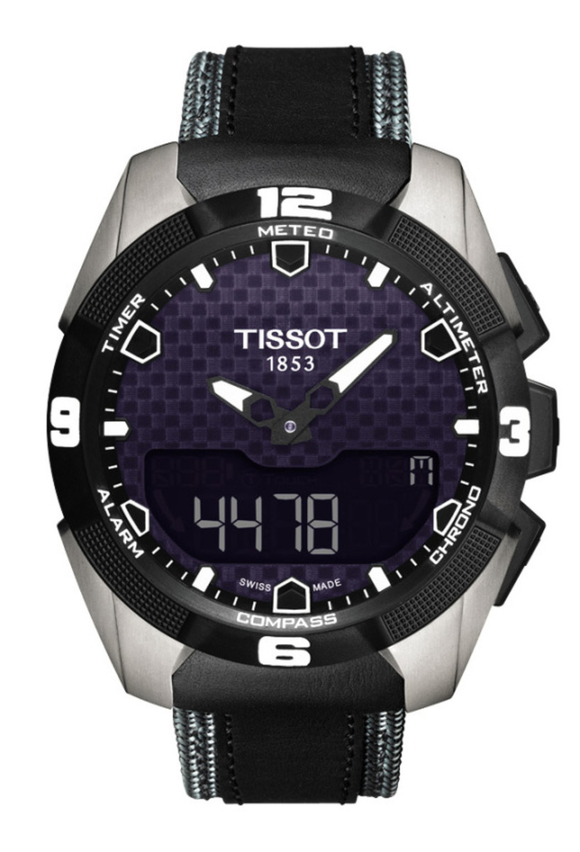 TISSOT T-Touch Expert Solar Watch - 7