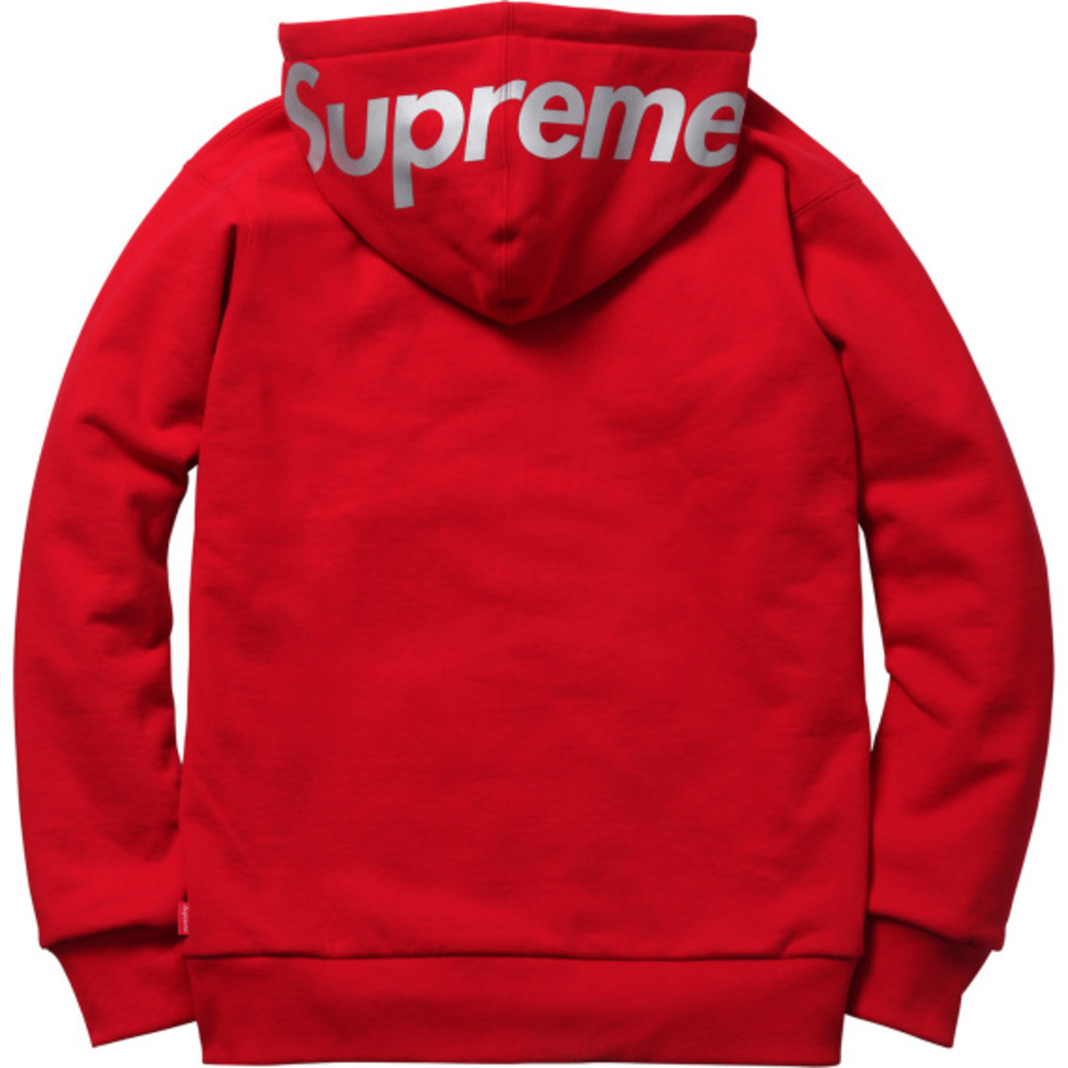 Supreme 3M Reflective Logo Thermal Zip-Up Hoodies | Available Now - 15