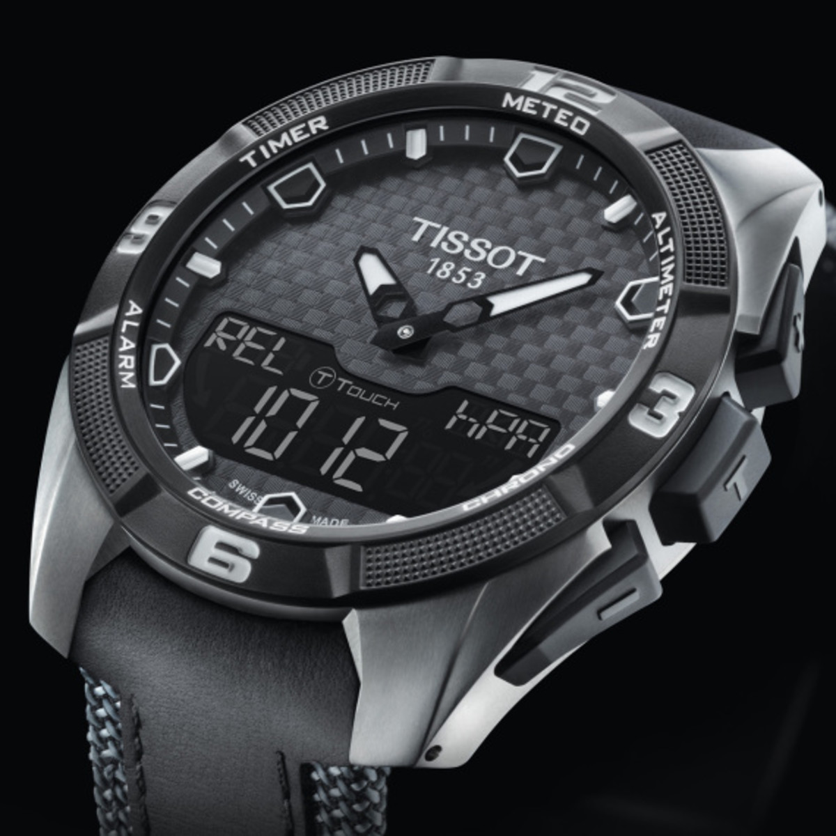 TISSOT T-Touch Expert Solar Watch - 2