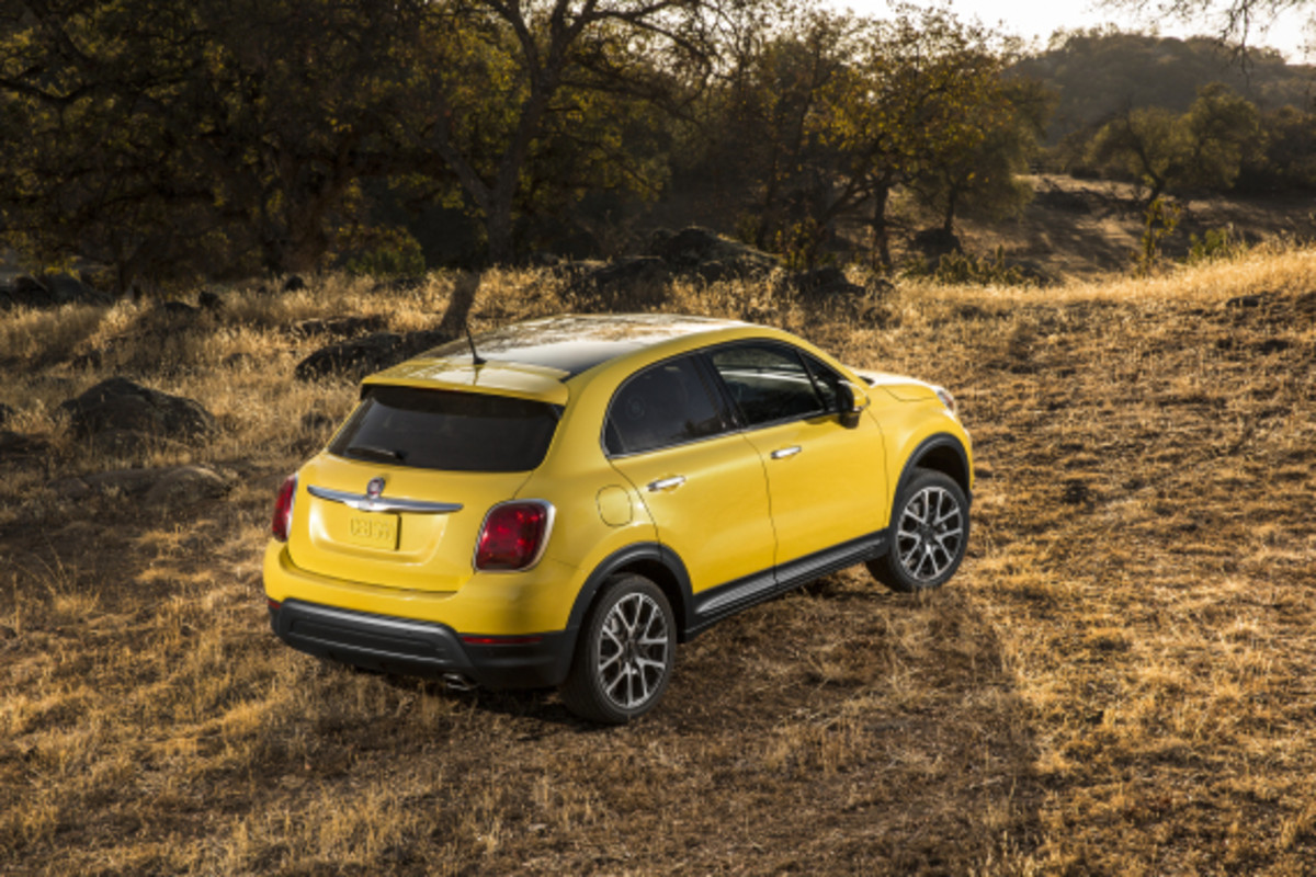 Introducing the FIAT 500X - 4