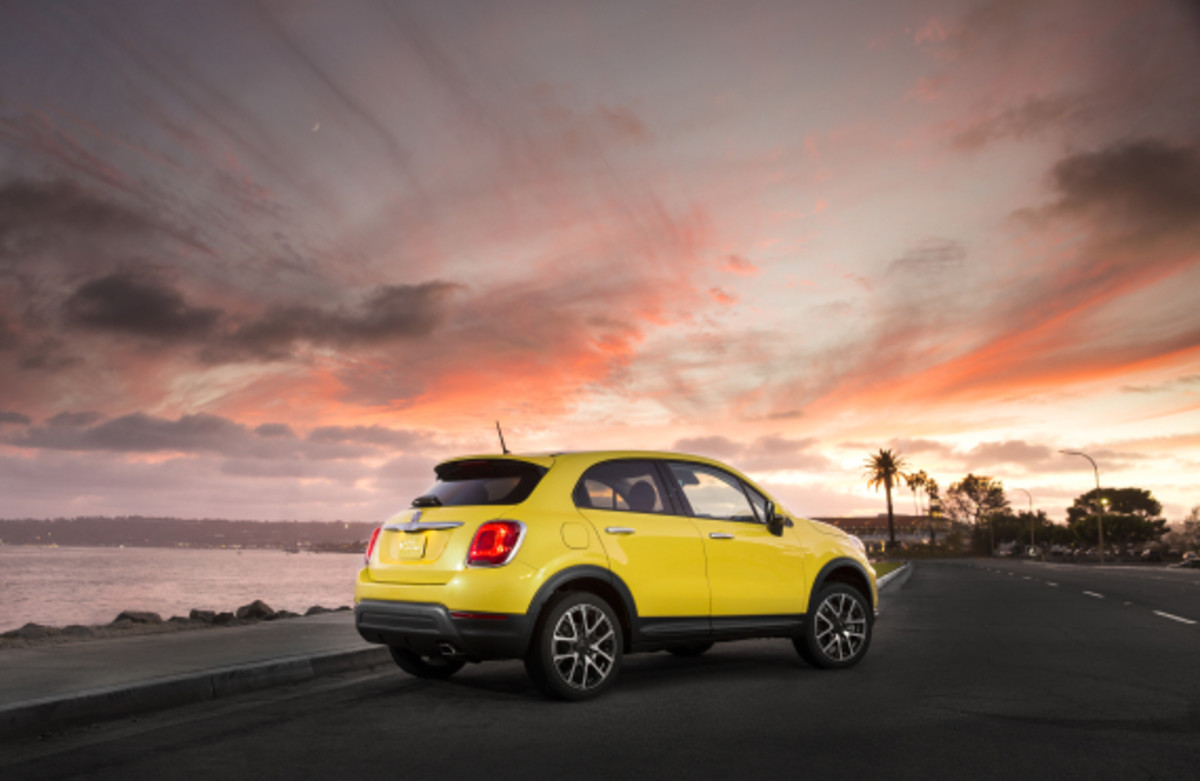 Introducing the FIAT 500X - 2