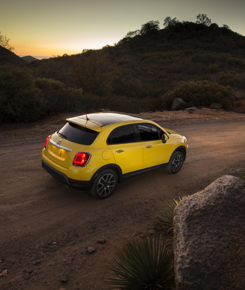 Introducing the FIAT 500X - 22