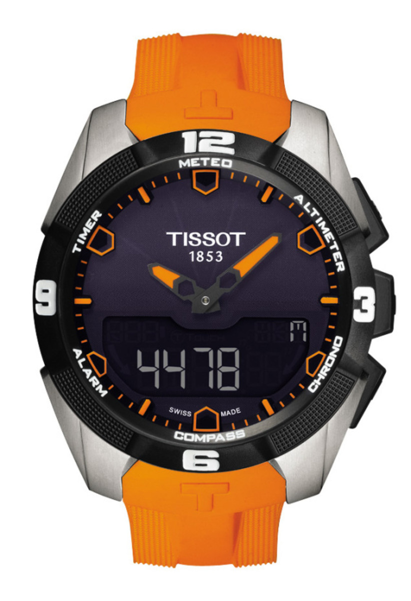 TISSOT T-Touch Expert Solar Watch - 9