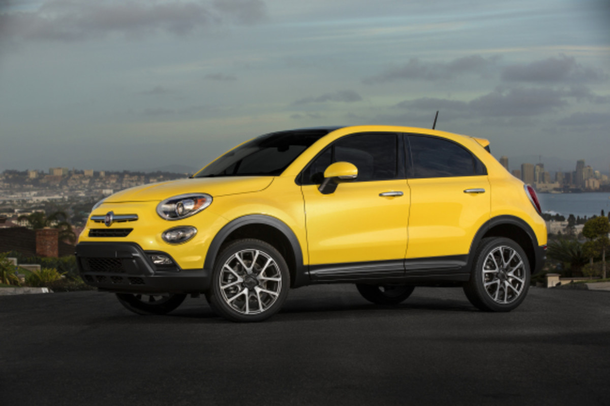 Introducing the FIAT 500X - 6