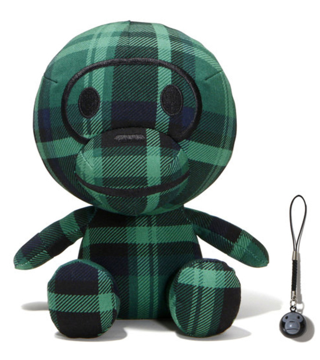 bape-check-baby-milo-doll-bell-set-green