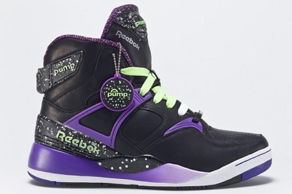 reebok pump 20 asia 1. As Reebok s iconic Pump model celebrates its 20th  birthday ... 96807ee780