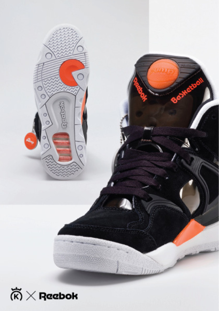 24 Kilates x Reebok - PUMP 20th Anniversary Edition - Freshness Mag 92de7e18b