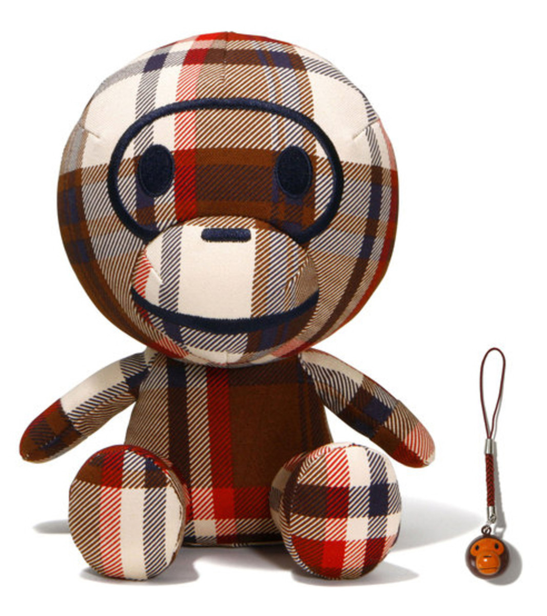 bape-check-baby-milo-doll-bell-set-red