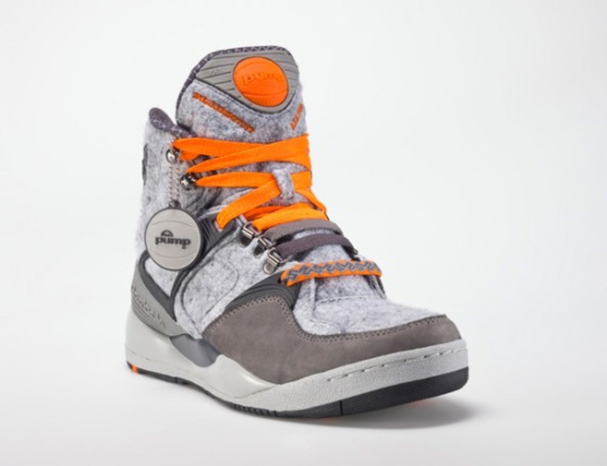 Swedish boutique Sneakersnstuff have gone the outdoor hiking boot route  with the Reebok Pump 20 7a1965f30